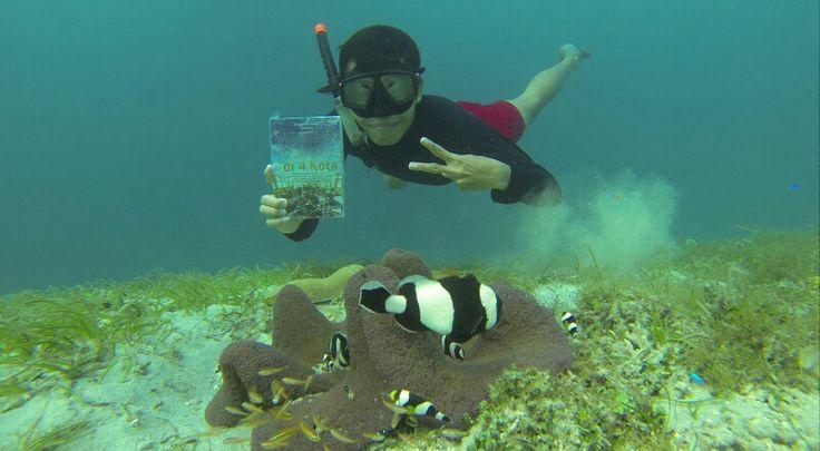 Berbagi Cinta hingga Ke Dasar Samudera ^^