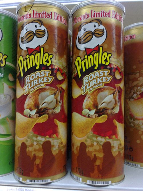20 Pringles Flavors That We Would Definitely Eat (On a Dare)