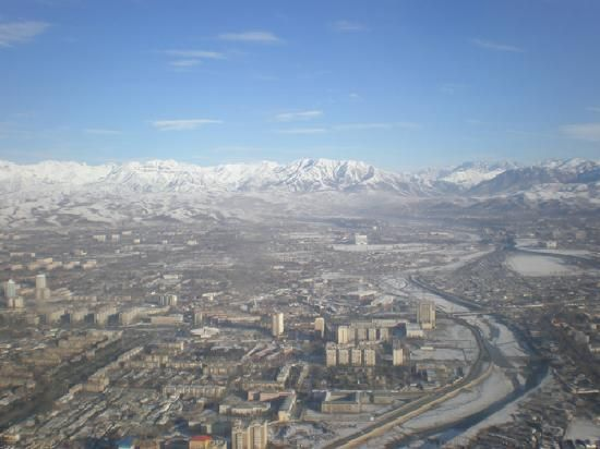 Tajikistan - Dushanbe