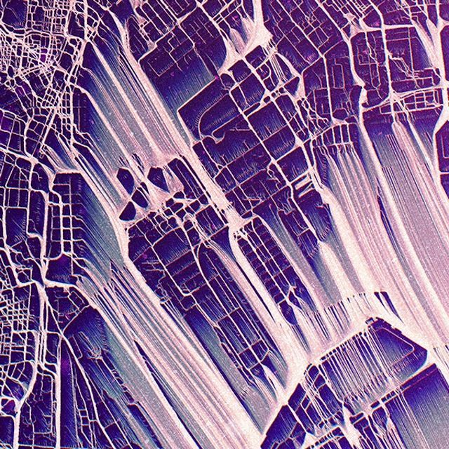 Get Lost in Gorgeous Conceptual Flood Maps of the World's Supercities | The Creators Project