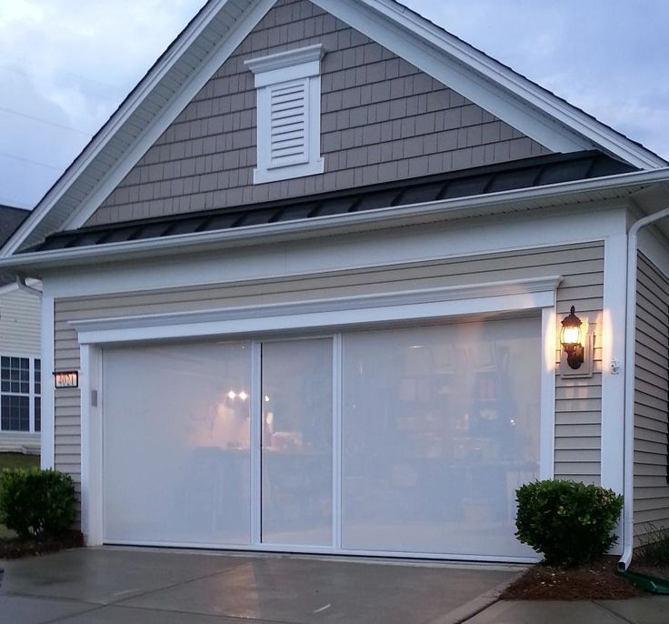 Role Of Garage Door In Garage Design: Another Great Option For Temporarily Converting The Garage