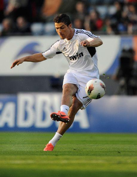 Christiano Ronaldo from Real Madrid