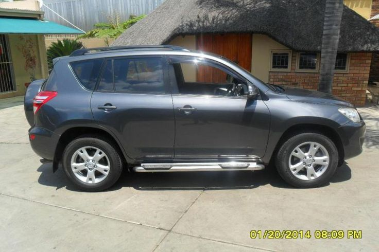 2009 Toyota Rav4 2.0 GX 4WD,Full service history, Tow bar and Side steps. Buy this very sought after all wheel drive vehicle for only R189 900, Andries du Plessis 0796939251 I Can arrange finance and mechanical warranty.2