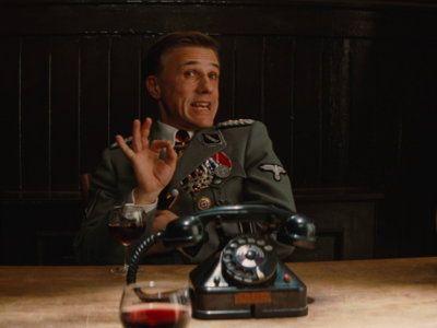 Tarantino afirma que Hans Landa es el mejor personaje que ha creado (y sólo ha plagiado a Hitchcock)