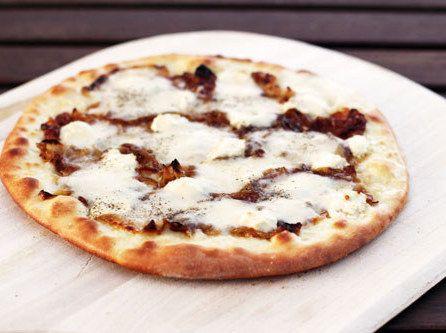 22 Recetas de pizzas sin salsa de tomate que te harán agua la boca