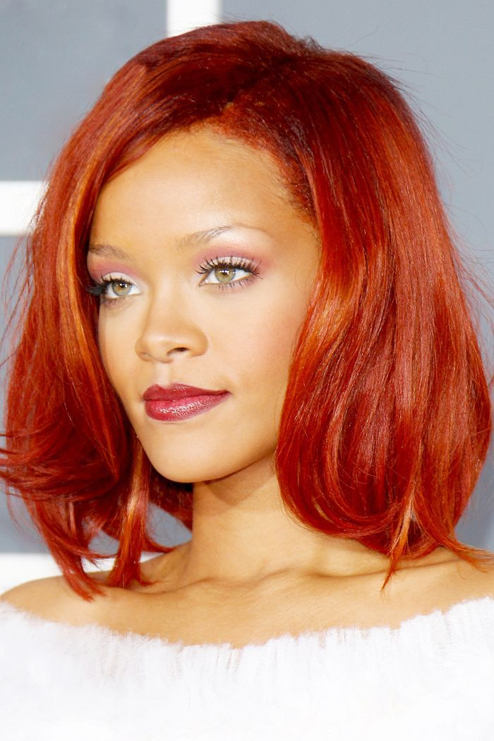 From rose gold to luxe auburn, we narrowed down our top 10 shades of red hair. K...