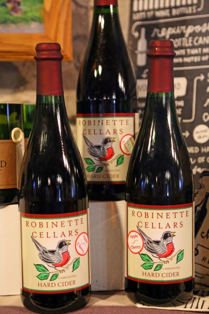 Robinette's Apple Haus and Winery in Grand Rapids Michigan