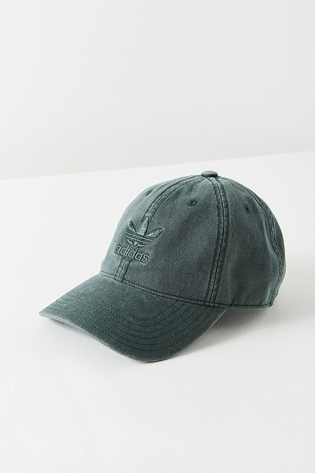 57d15376242 adidas Originals Relaxed Strapback Tonal Baseball Hat