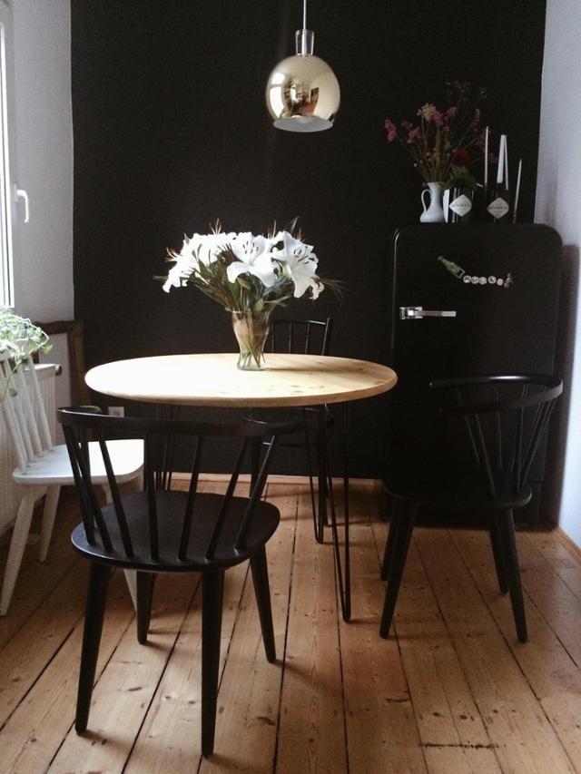 die besten 25 h ngelampe esstisch ideen auf pinterest. Black Bedroom Furniture Sets. Home Design Ideas