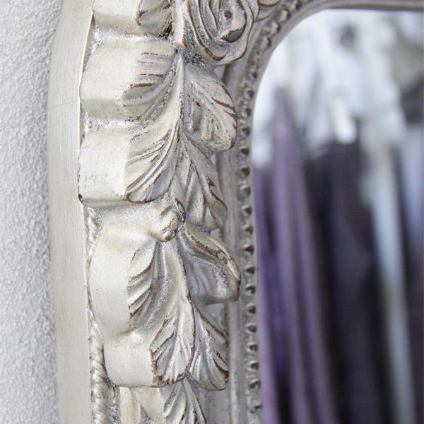 Fransk Spegel - Antiquesilver - JDL