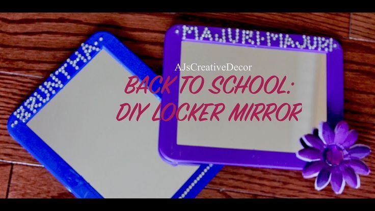 Back To School Locker Decor