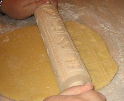 German Springerle Cookies - Anise Cookies  How To Make Springerle Cookies                                                                                                                                                                                 More