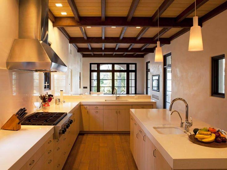 Caesarstone Countertops Via Dutton Architects/LA