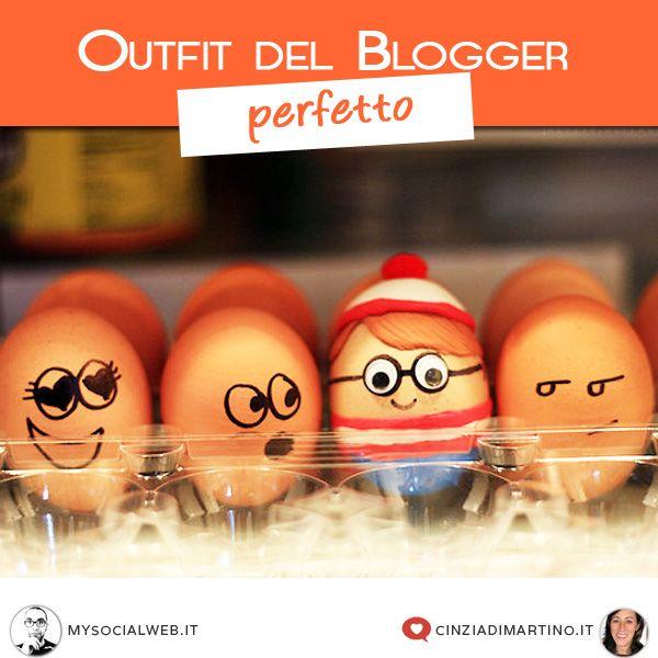 L'outfit del blogger perfetto | mysocialweb.it - cinziadimartino.it #blogging #bloggingtips #blogger