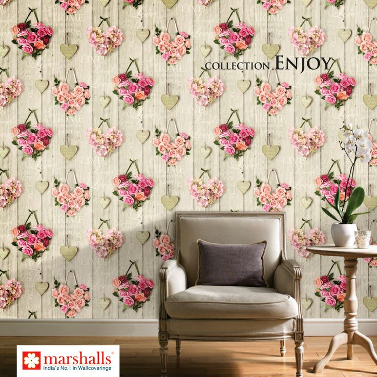 Let every moment be a joy with designer #Wallcoverings from #Marshalls!! Explore more @ www.marshallswallcoverings.com #DesignWalaColour #DesignerWalls #Wallpaper #HomeDecor #MarshallsWallcoverings #Interiors