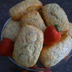 Mini Poppy Seed Loaves Recipe