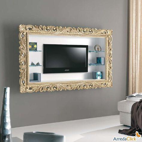 Oltre 25 fantastiche idee su Cornice tv su Pinterest | Cornici tv ...