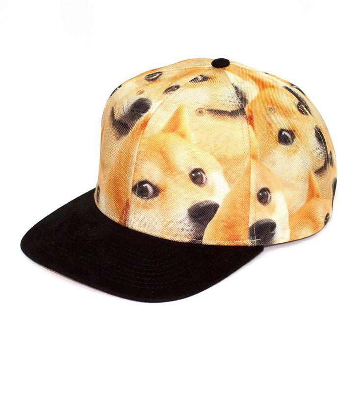 Doge cap, Mr. GUGU & Miss GO