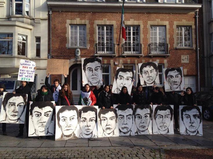 Estuvimos en Bruselas, en la embajada de México hace unas horas @bermudezphoto @MxUlysses @isain @julioastillero