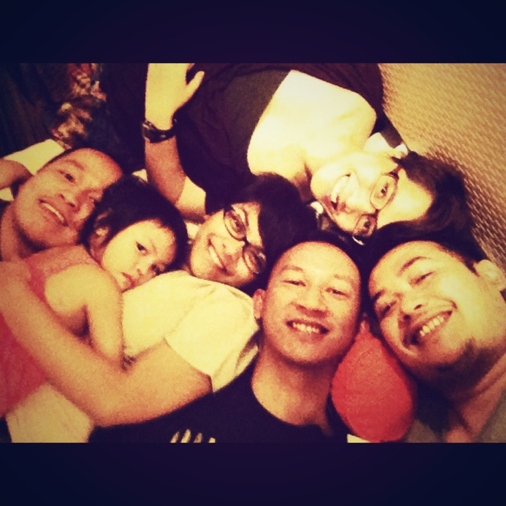 Malem Takbiran with besties :)
