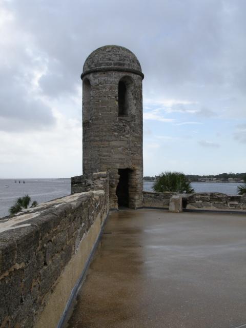 Castillo De San Marcus  St Augustine FL