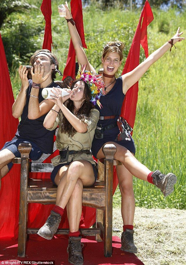 All change: I'm A Celebrity... Get Me Out Of Here is planning to ban reality TV stars for the upcoming series