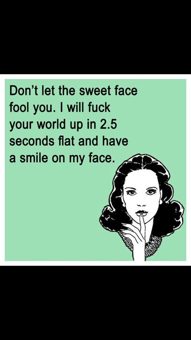Hell hath no fury like a woman scorned ;)