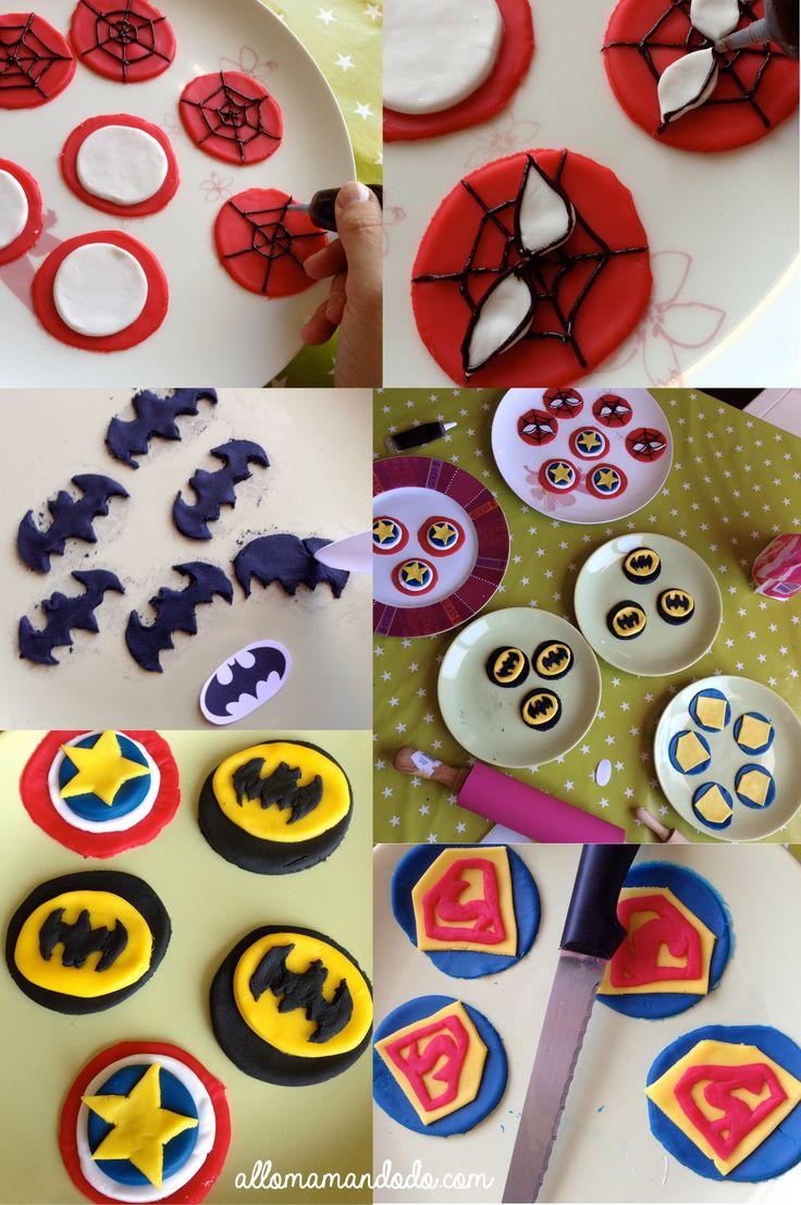 Un Anniversaire de Super-Héros! (Déco / Sweet Table / Kit à imprimer en cadeau