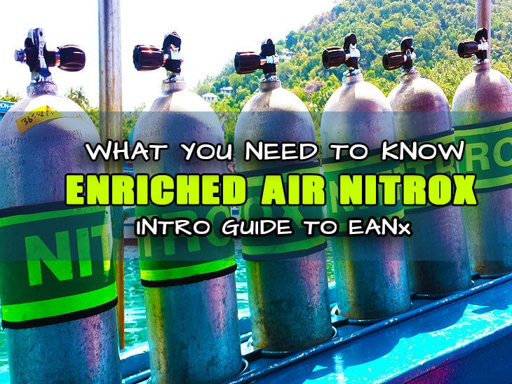 About Nitrox Diving Pattaya Dive Center