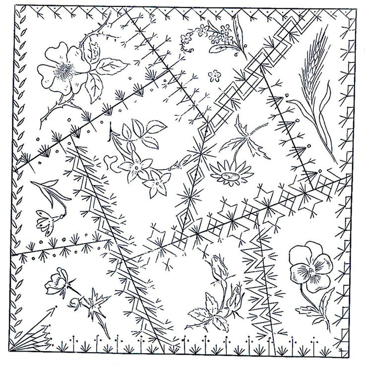 Best 25+ Hand embroidery designs ideas on Pinterest | Embroidery ... : hand embroidery quilt patterns - Adamdwight.com