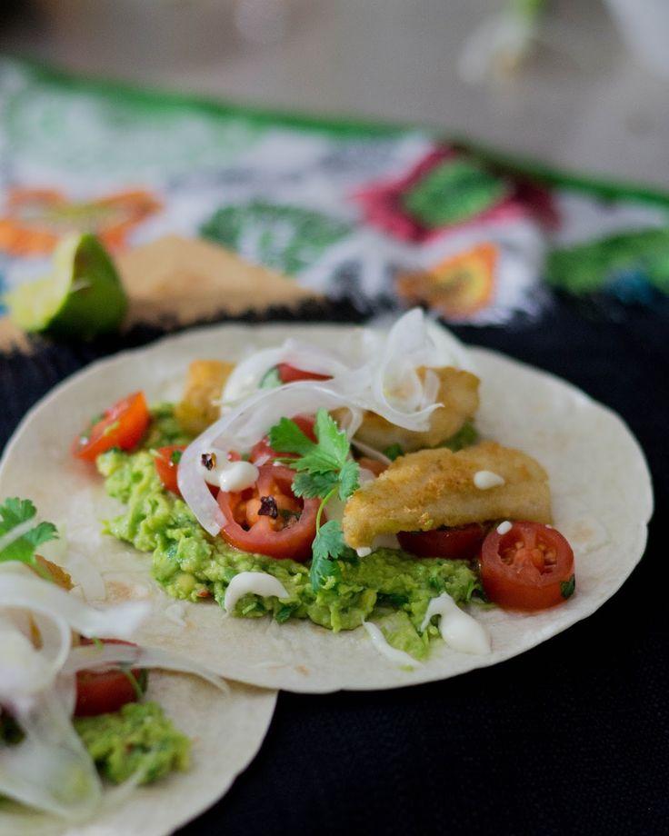 Fish tortilla