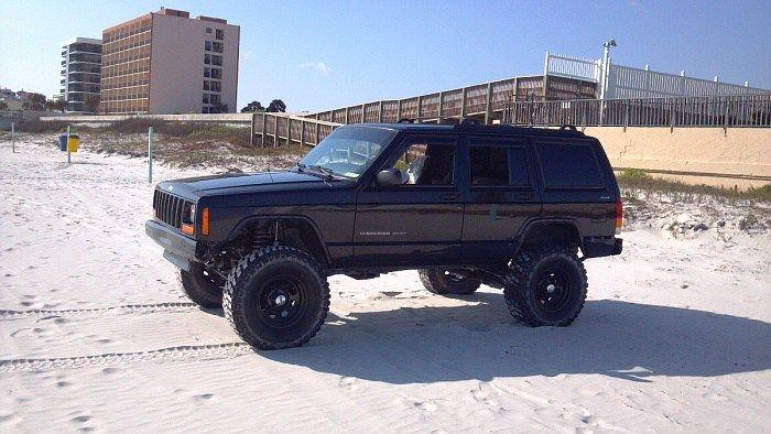 Best Lift Kit For 96 Jeep Cherokee Dengan Gambar