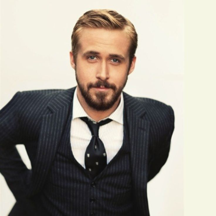 Image result for ryan gosling with beard