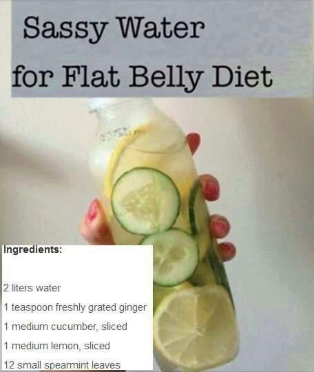 Flat Belly Diet   Detox   Pinterest   Flats, Diet and Flat ...