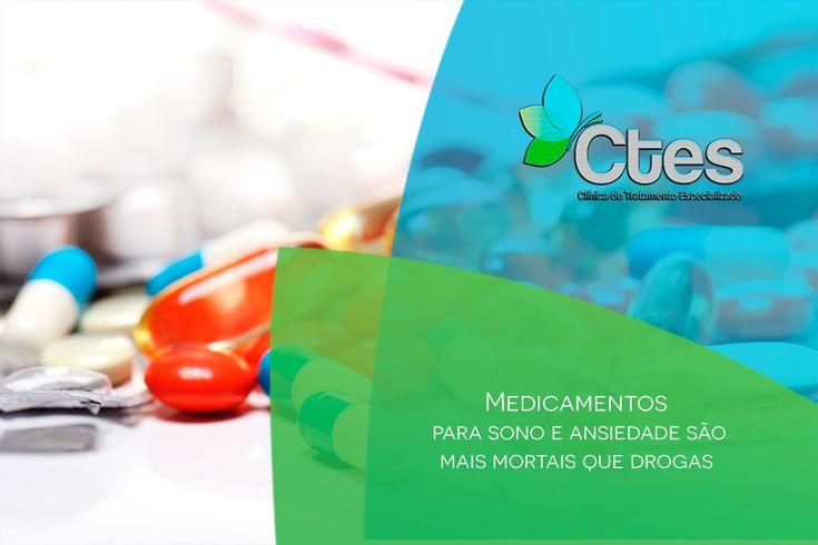 Medicamentos para sono e ansiedade são mais mortais que drogas Saiba Mais >> http://www.ctespecializada.com.br/ansioliticos-sao-mais-mortais-que-drogas.html ou Visite Nosso Site >> www.cttratamentoalcoolismo.com.br www.cttratamentodrogas.com.br ou www.ctespecializada.com.br #ClinicadeRecuperação