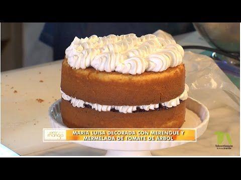 Torta Maria Luisa - Juliana Alvarez   La Sartén por el Mango