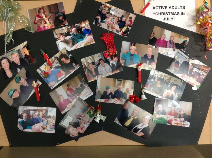 Active Adults at Genesis Mentone celebrating Christmas in July https://www.facebook.com/pages/Genesis-Mentone/217235454975217