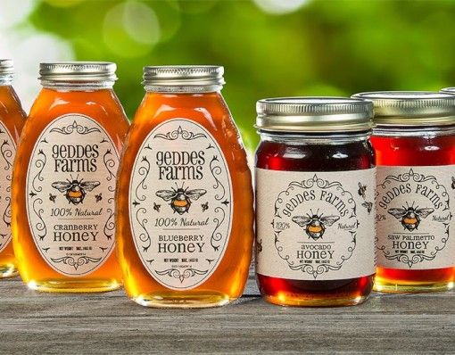 Geddes Farms Honey/ Geddes Farms produces high-quality all natural honey which con... http://shopfor20.com/product/geddes-farms-honey/