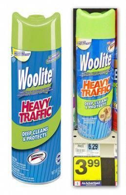 Woolite Carpet And Upholstery Cleaner Instructions