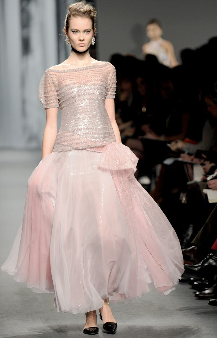 958a77c02ce The prettiest Chanel dresses in history. 31 of the Most Beautiful Chanel  Dresses We ve Ever Seen ...