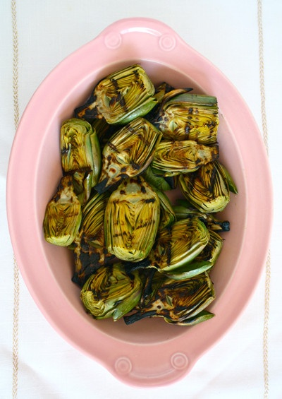 Grilled Baby Artichokes: Recipes Ideas, Side Dishes, Grilled Baby Artichokes, Healthy, Yummy, Grilled Cookout, Vegetables Dishes, Grilled Artichokes, Artichokes Grilled