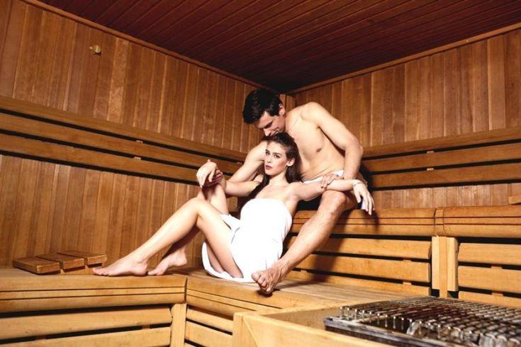 Sauna ako afrodiziakum