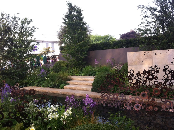 Andy Sturgeon's garden for M Investments