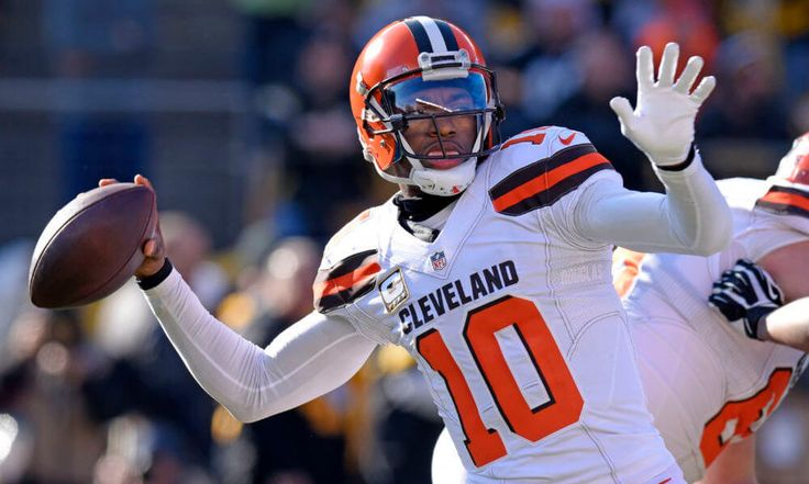 Free-agent QB Robert Griffin III remains on the sidelines = After a bad 2016 season in which the team won just one game, the Cleveland Browns are looking to rebound in 2017. The climb up the AFC Central standings begins at the quarterback position, where.....