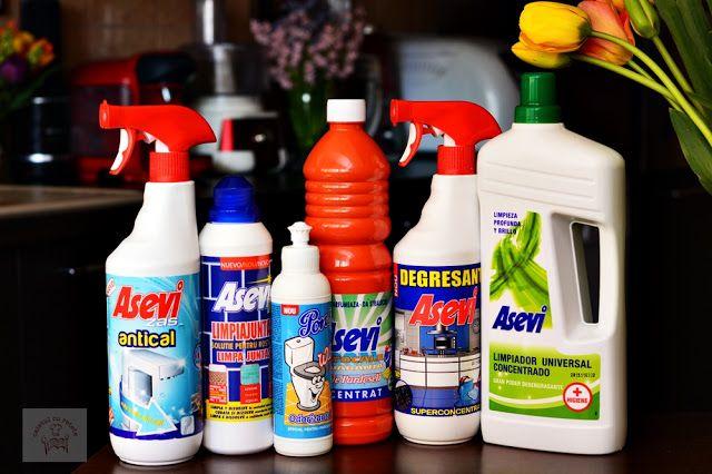 Sfaturi privind curatenia de primavara si un concurs pentru voi!