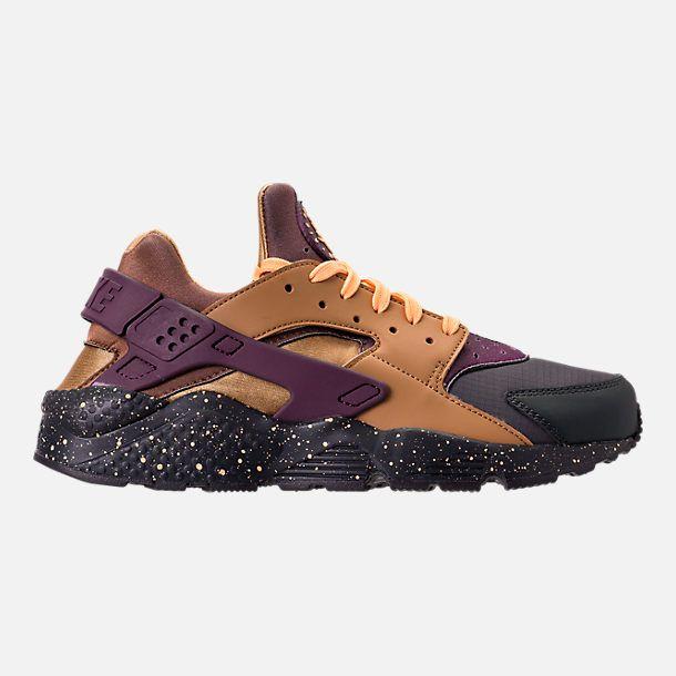 new product d3c5d dbff1 Men s Nike Air Huarache Run Premium Running Shoes  Finish Line