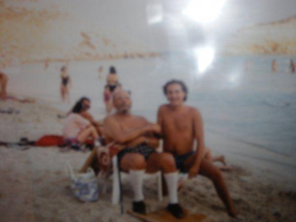 Modugno, Lampedusa e la fatale emozione sulla spiaggia