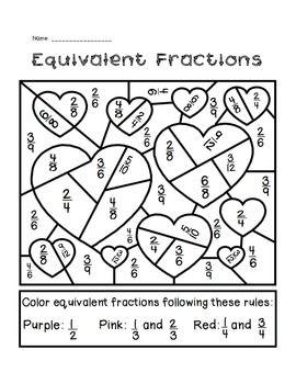 Best 25+ Fraction activities ideas on Pinterest   Teaching ...