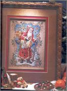 The Charms of Christmas - рождественская вышивка крестом, книга. Обсуждение на LiveInternet - Российский Сервис Онлайн-Дневников