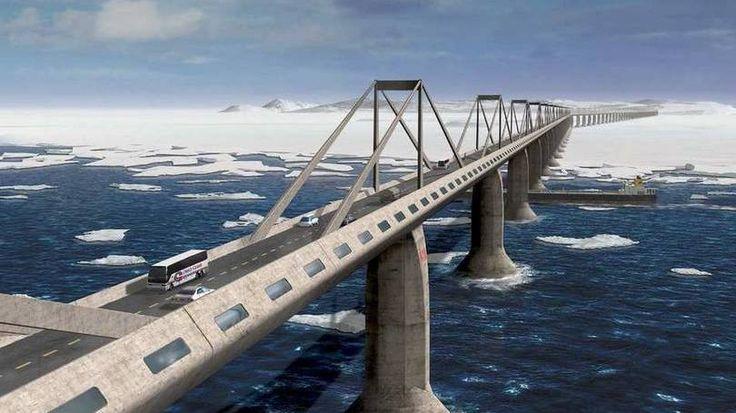 Megaprojeto de rodovia pretende ligar Londres a Nova York